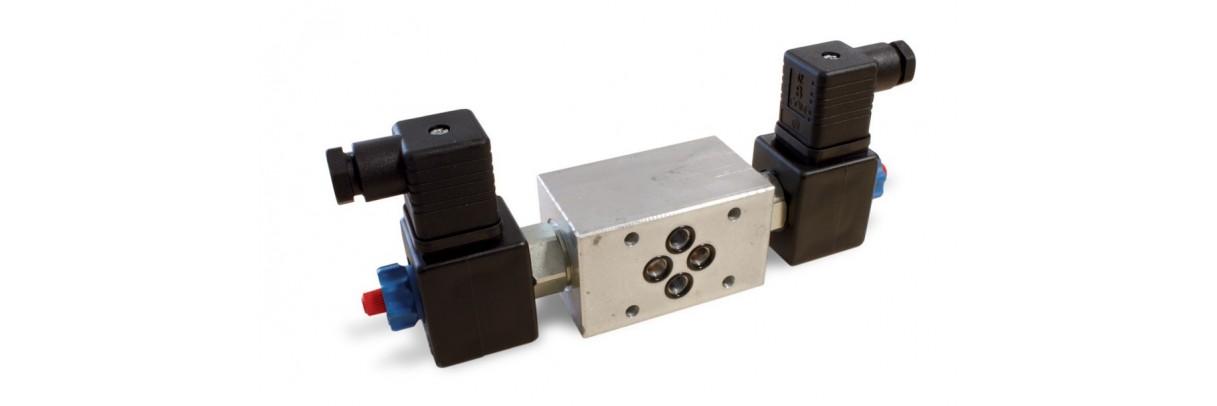 Distributeur Électro-hydraulique Cetop 3