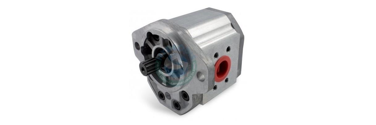 Pompe hydrauliques à engrenages de 22 à 92 cm³