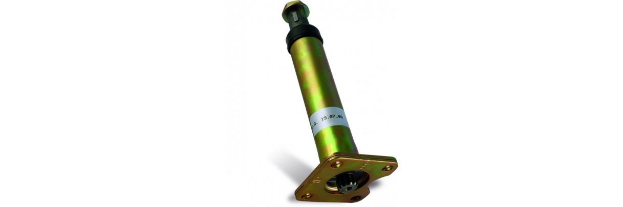 Accessoires pour Orbitrol Sauer Danfoss, colonne de direction, volant, bloc de sécurité, valve diviseuses...