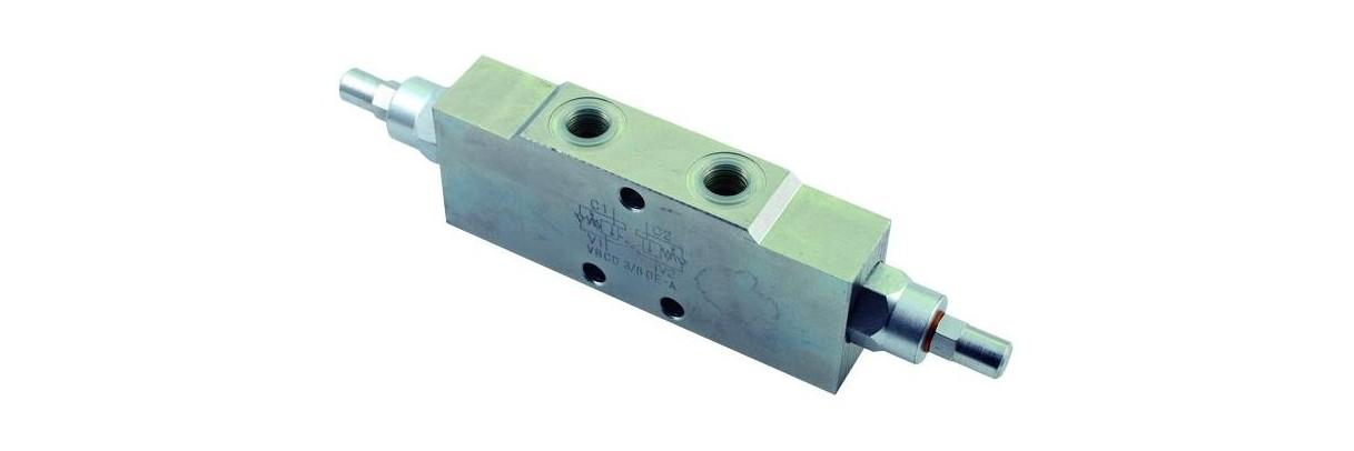 Composants hydrauliques | Gammes complètes de matériel hydraulique