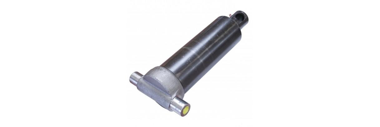 Vérin hydraulique télescopique 3 éléments
