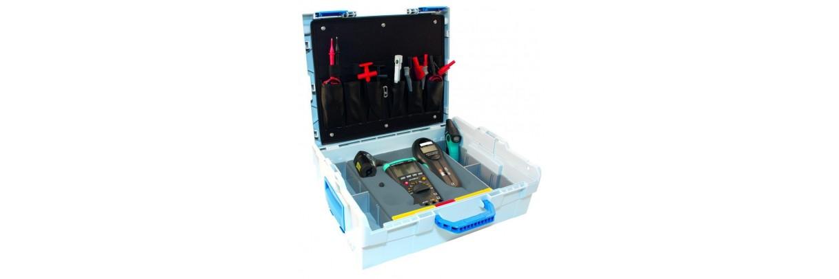 Mallette de contrôle hydraulique