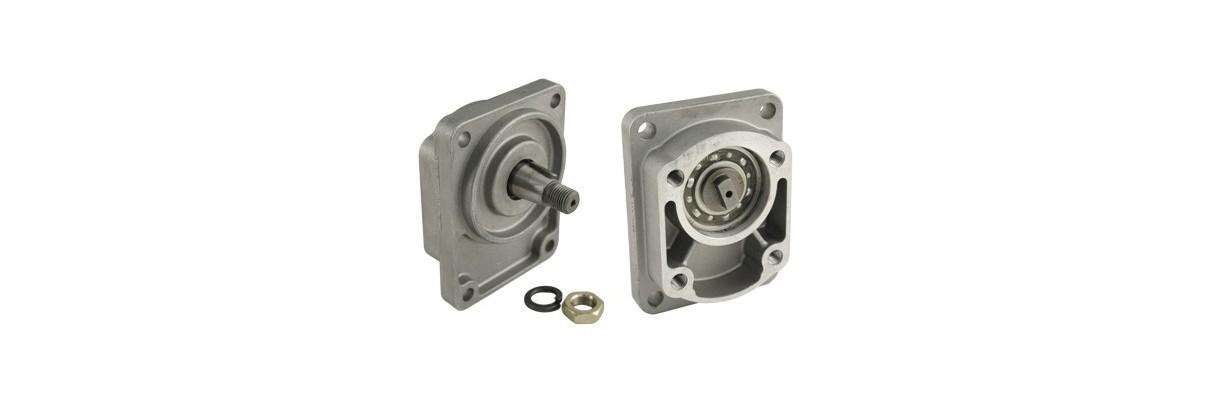 Contre palier pour pompe hydraulique à engrenage externe