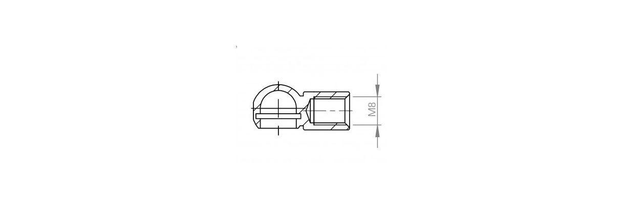 Rotule M8