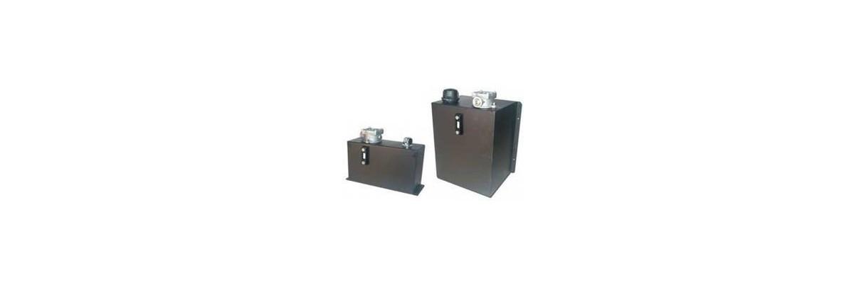 Réservoirs hydrauliques