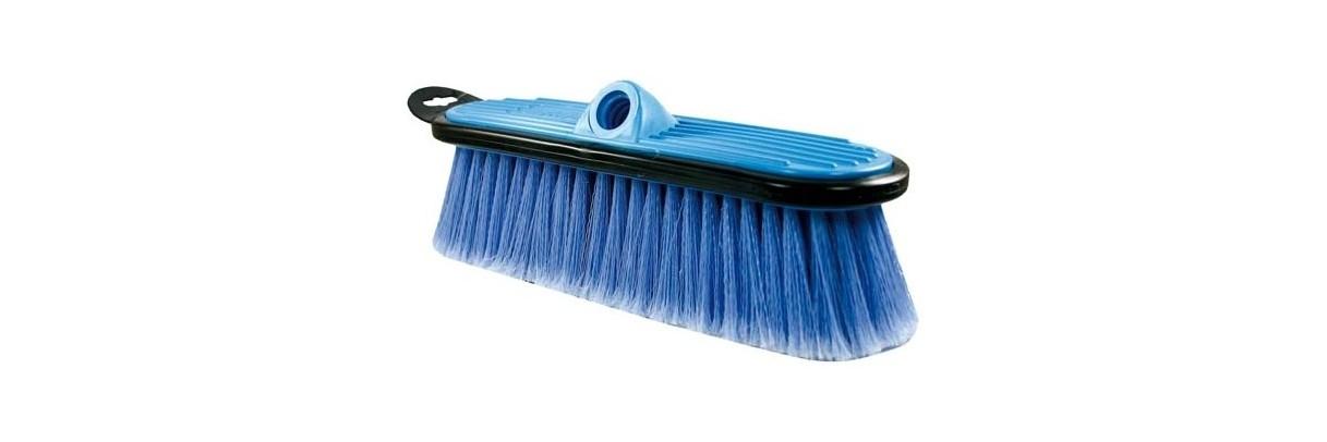 Brosse de lavage pour nettoyeur haute pression