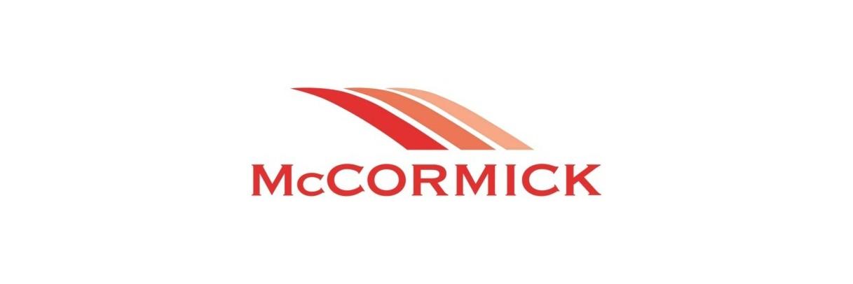 Assistance de relevage hydraulique pour tracteur Mc Cormick