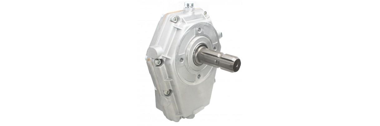 Boitier multiplicateur pour pompe hydraulique groupe 2 et 3 Italienne