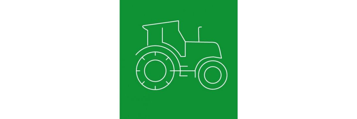 Distribution hydraulique pour Tracteur agricole