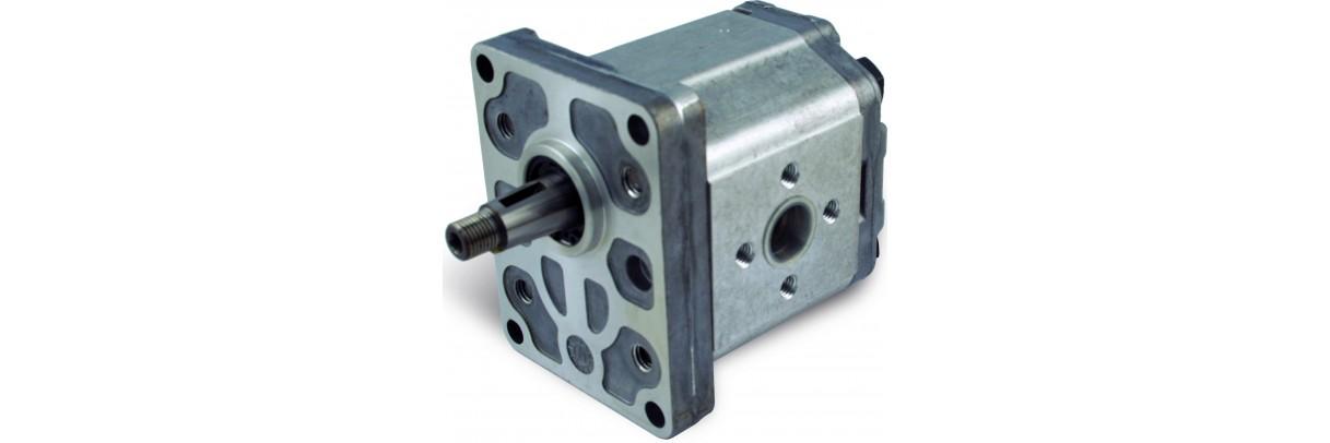 Pompe hydraulique pour centrale, plusieurs cylindrées au choix
