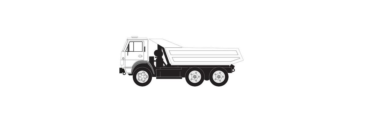 Pompe hydraulique pour camion
