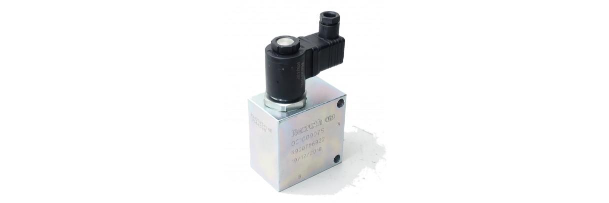 Électrovanne hydraulique à clapet