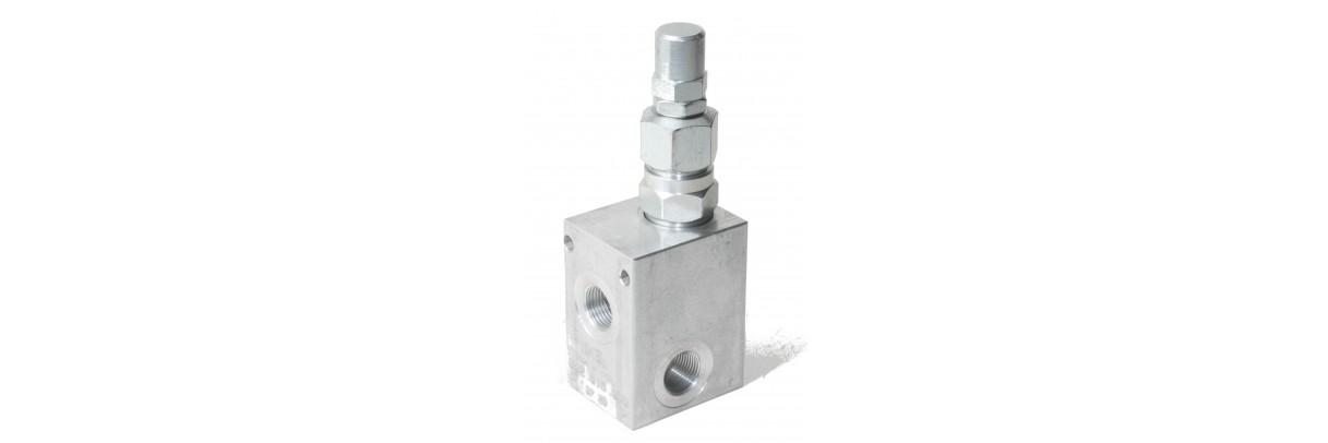 Limiteur de pression : l'organe principal de sécurité de votre circuit