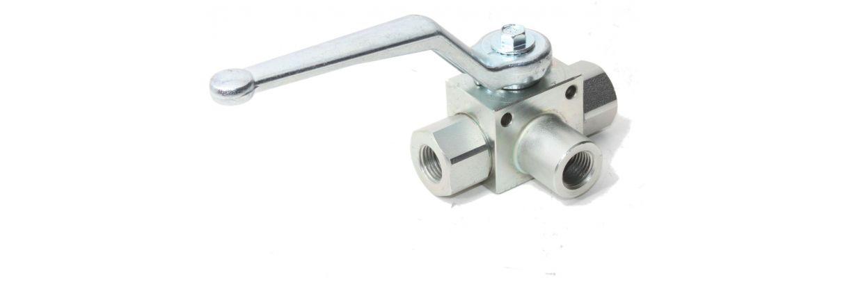 Robinet pour vannes hydrauliques