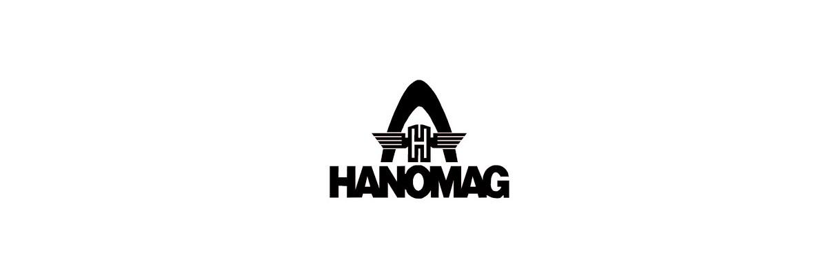 Pompes hydrauliques pour engins Hanomag