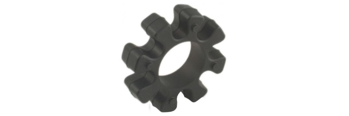 Flectors d'accouplements élastique