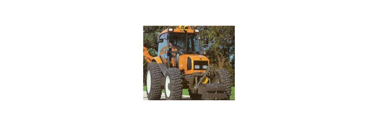Pompes hydrauliques pour tracteur RENAULT série ERGOS