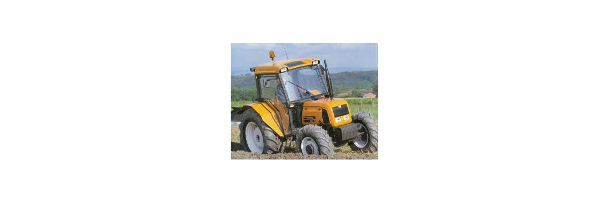 Pompe hydraulique pour tracteur Renault Pales