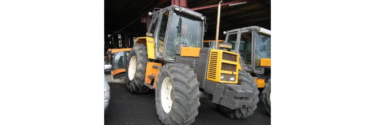 Pompes hydrauliques pour tracteur RENAULT série 12