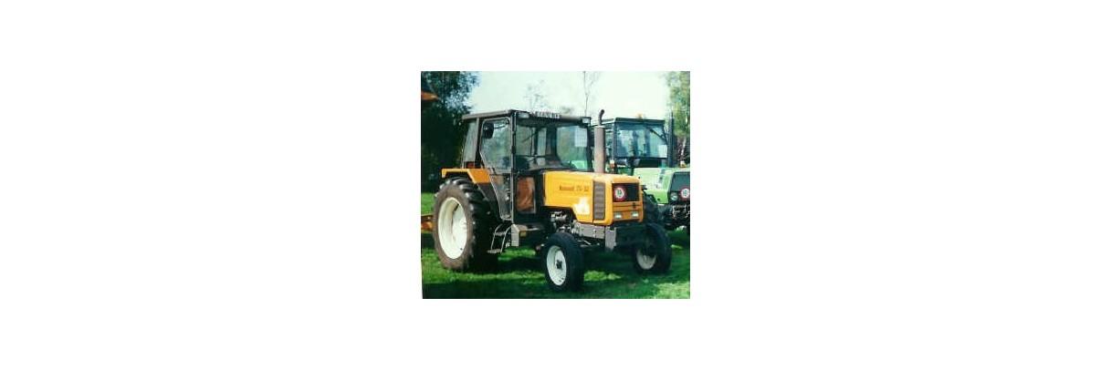 Pompes hydrauliques pour tracteur RENAULT série 54