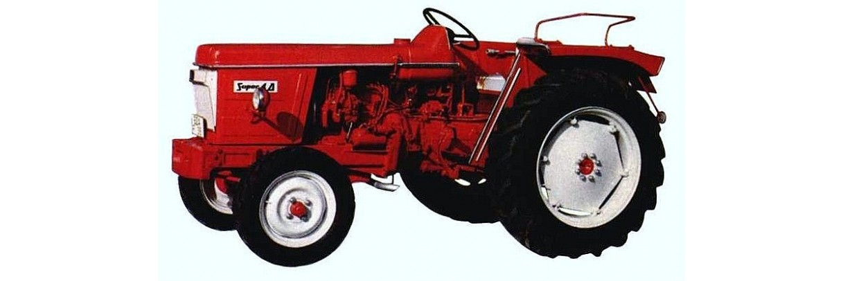 Pompes hydrauliques pour tracteur RENAULT série Classique