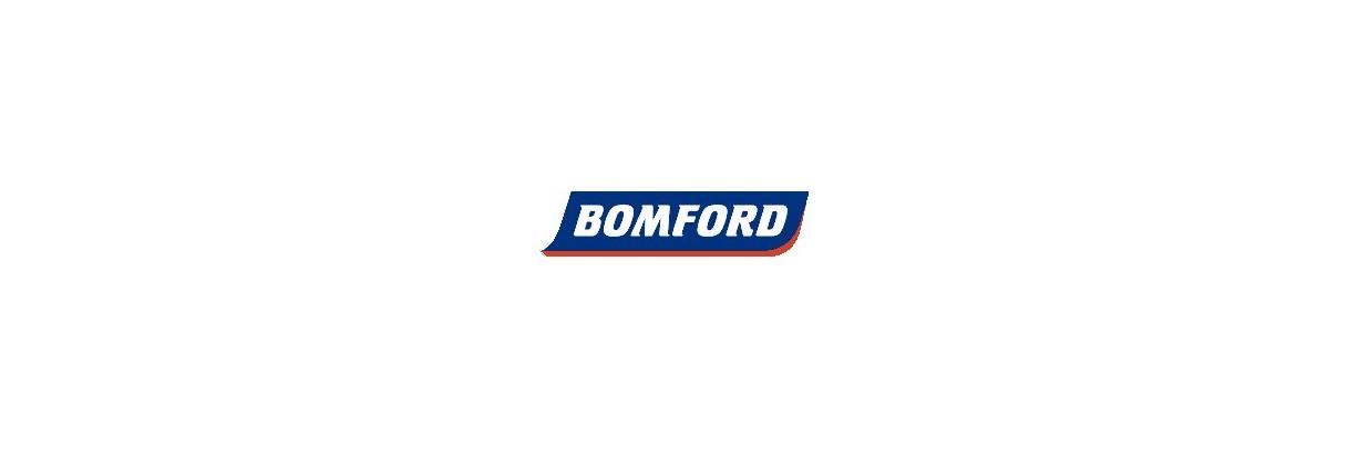 Pompes et moteurs hydrauliques pour débroussailleuse BOMFORD TURNER