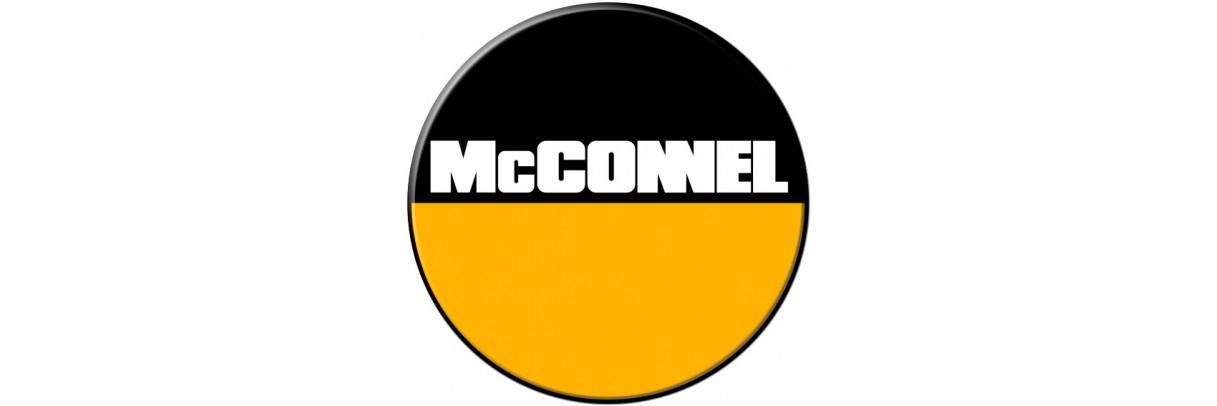 Pompes et moteurs hydrauliques pour débroussailleuse McConnel