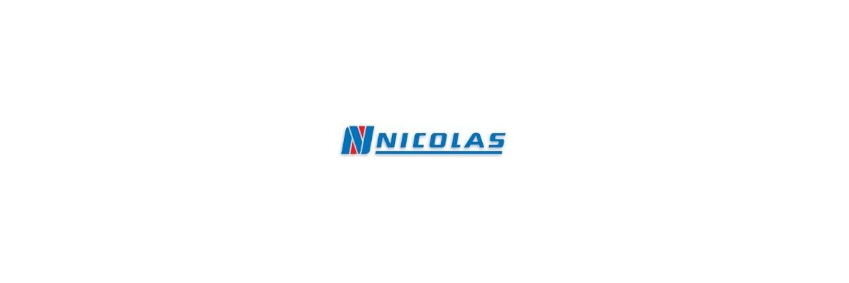 Pompes et moteurs hydrauliques pour débroussailleuse Nicolas