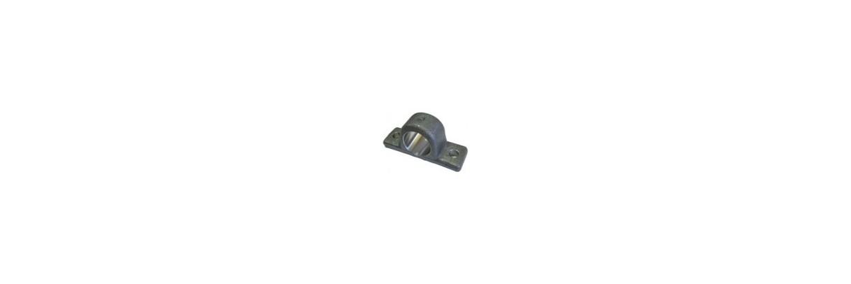 Accessoires pour vérins hydrauliques télescopiques