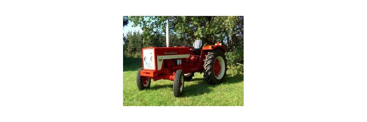 Pompes hydrauliques pour tracteur CASE IH série 300