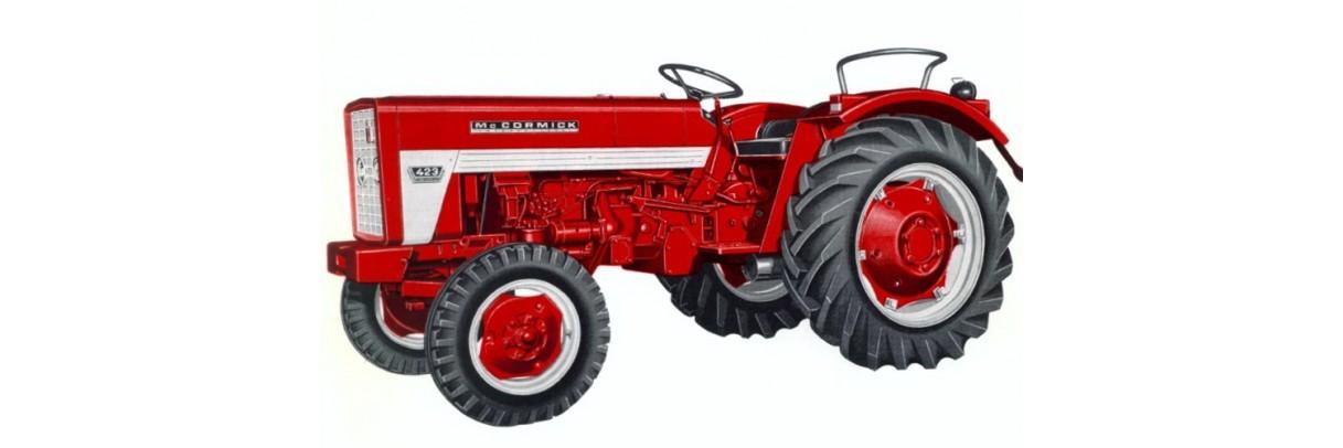 Pompes hydrauliques pour tracteur Case IH série 400