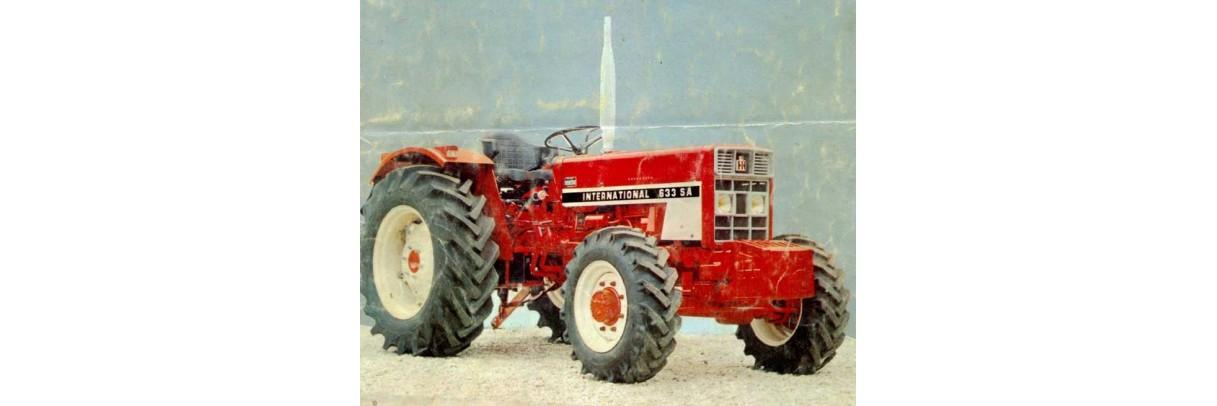 Pompes hydrauliques pour tracteur Case IH série 600