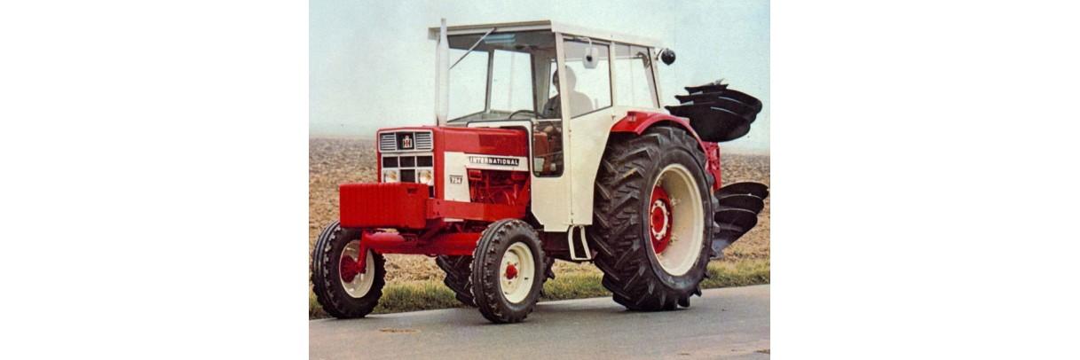 Pompes hydrauliques pour tracteur CASE IH 700