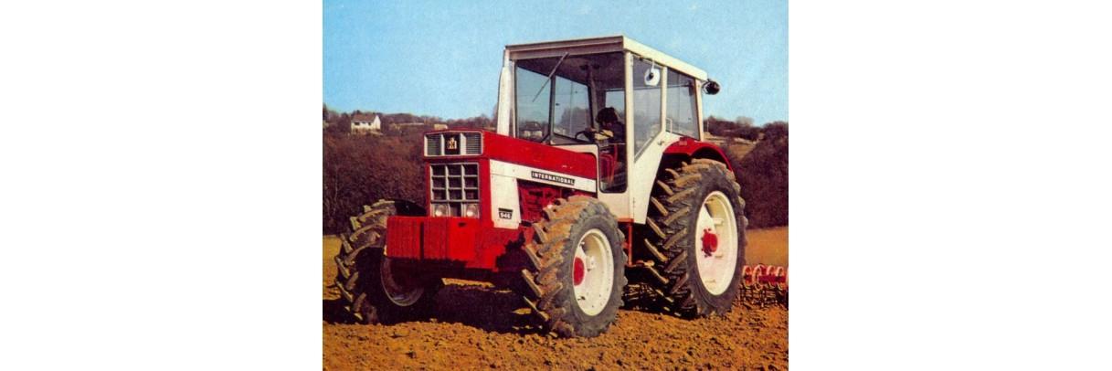 Pompes hydrauliques pour tracteur Case IH série 900