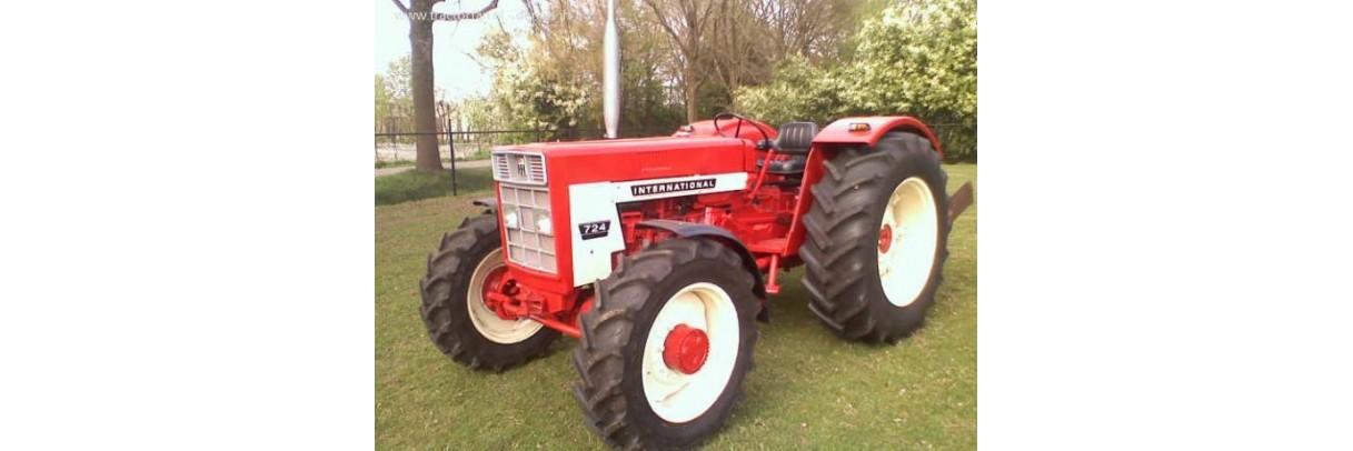 Pompes hydrauliques pour tracteur Case IH série 1000