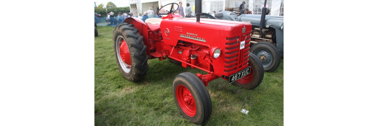 Pompe hydraulique pour tracteur Case IH série B