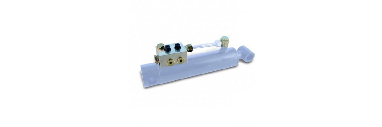 Clapet de sécurité hydraulique