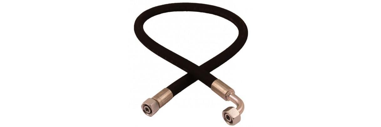 Flexibles hydrauliques équipés standard