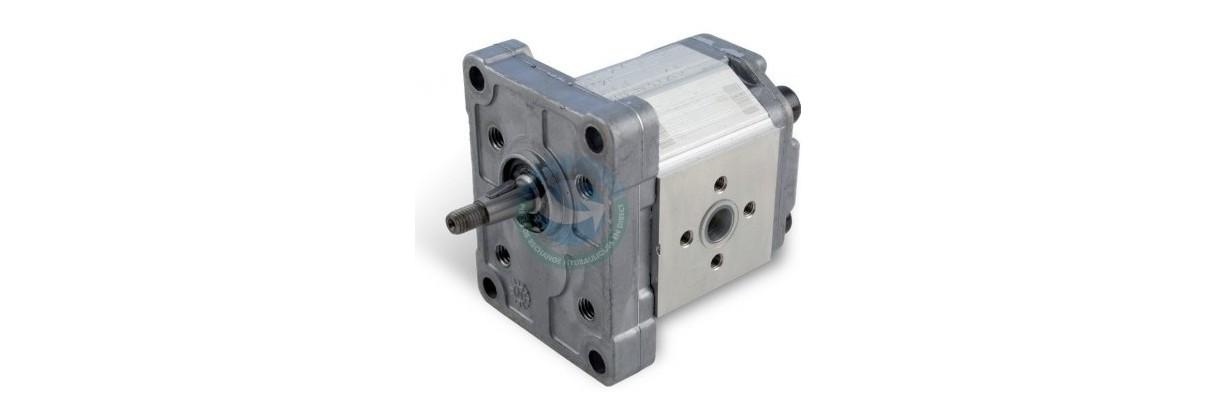 Pompe hydraulique à engrenages de 1 à 8 cm³