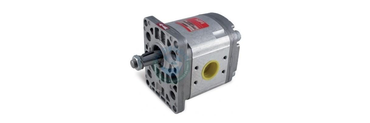 Pompe hydraulique à engrenages de 4 à 27 cm³