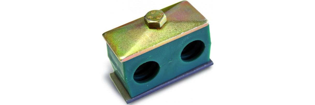 Collier de fixation hydraulique