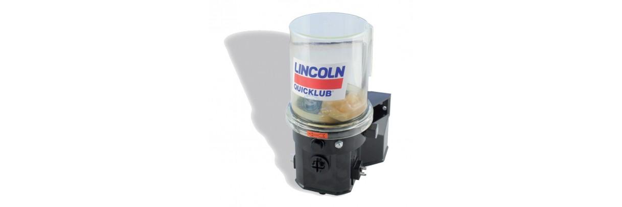 Pompe électrique de graissage centralisé