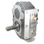 Multiplicateur pour pompes hydrauliques SAE 2 trous