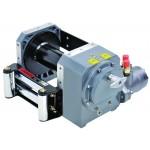 Treuil hydraulique et électrique