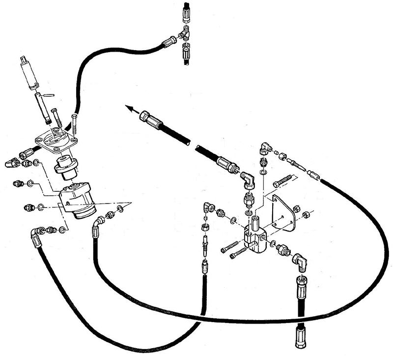 kit de remplacement gemmer pour massey ferguson 2620 2640