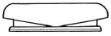 Interrupteur à bascule position 1